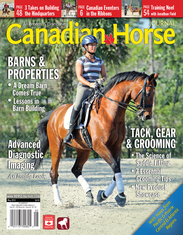 Canadian Horse Journal Magazine Canadian Horse Journal May