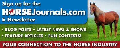 Canadian Horse Journal Magazine Canadian Horse Journal