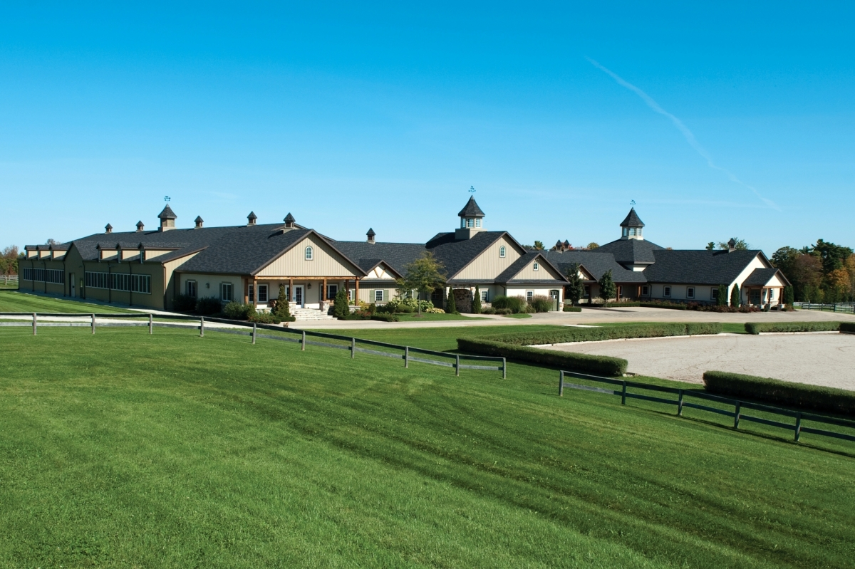 Ultimate Horse Barns D...