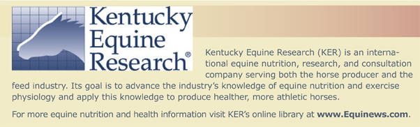 Kentucky Equine Research Bio