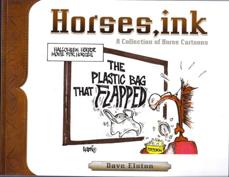 collection of cartoons that will make you laugh out loud, Horses