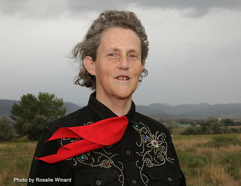 A Conversation with Dr. Temple Grandin